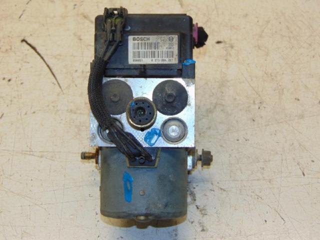 ABS Hydraulikblock mit Steuergerät 1.0 43kw