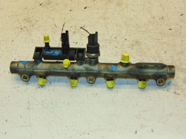 Kraftstoffverteiler rail 2.0 hdi 80kw bild1