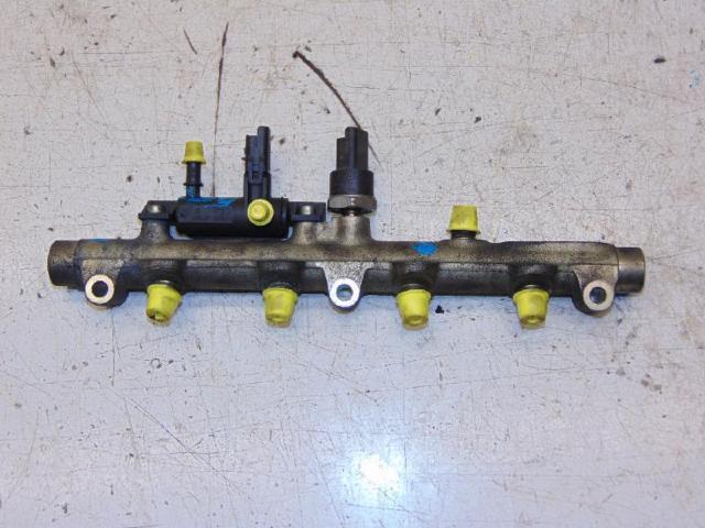 Kraftstoffverteiler rail 2.0 hdi 80kw bild2