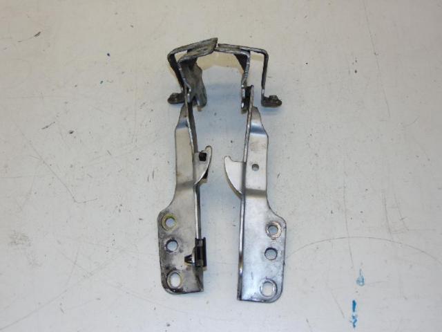 Satz motorhaubenscharniere 6c clear silver met. bild1