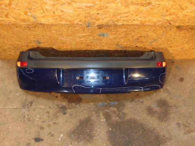 Stossstange 3t hinten 00-03 z20z royalblau bild1