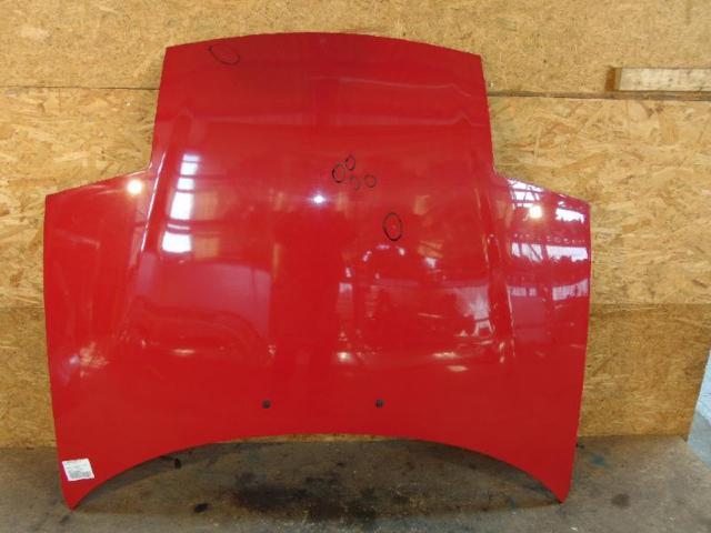 Motorhaube 92-98 rot bild1
