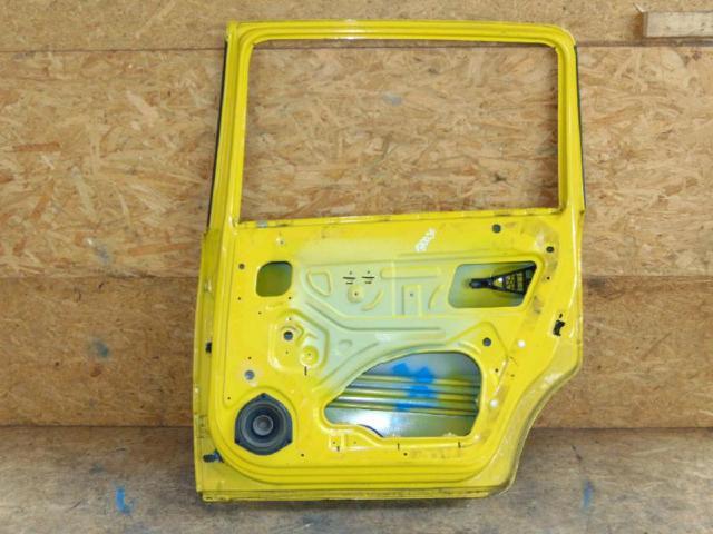 Tuer hinten rechts  hinten rechts gelb 09-14 Bild