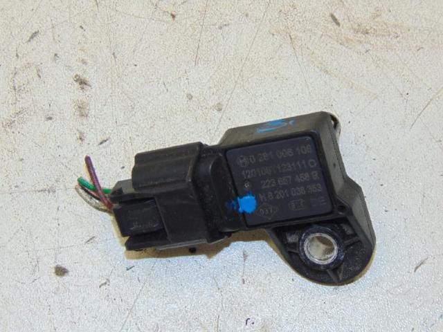 Ladedruck Sensor 1.6 dCi 96kw