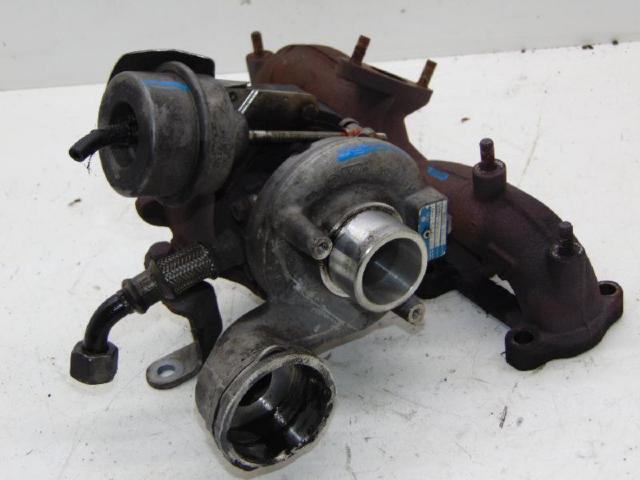 Turbolader 1.9 tdi 74kw 140.485km bild1