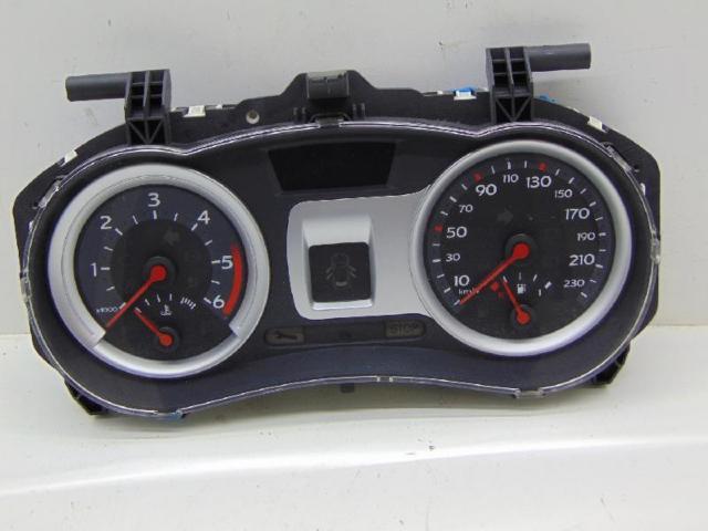 Tacho Kombiinstrument Diesel 1.5 dCi 76kw