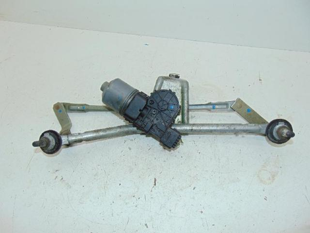 Wischermotor mit gestaenge vorne bild1