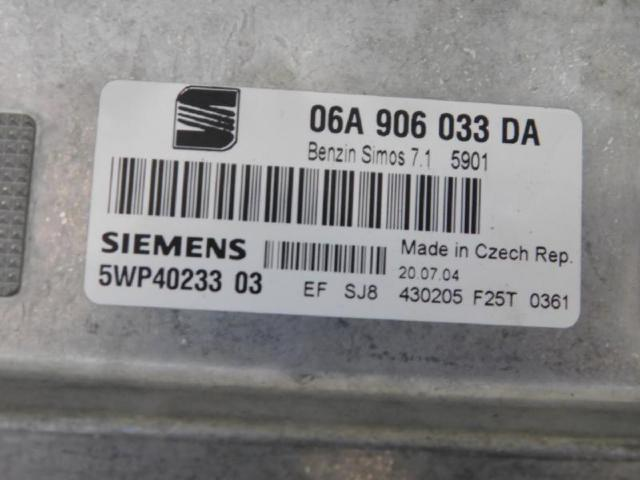Motorsteuergeraet 1.6 75kw bild1
