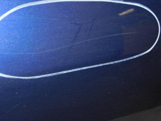 Tuer 5t vorne links  vorne links 25e stratoblau Limousine 02-05 Bild