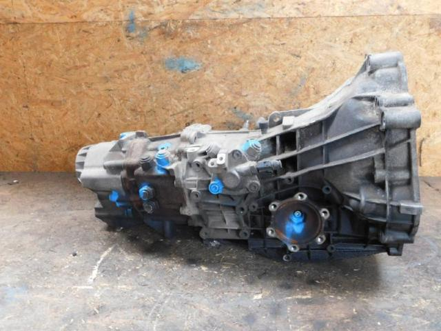 Schaltgetriebe 6 gang frg 2.5 tdi 114kw Bild