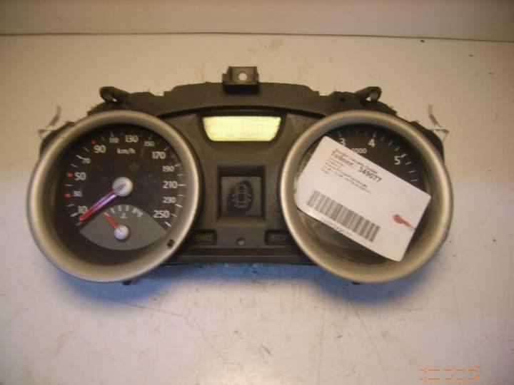 Tachometer Bild