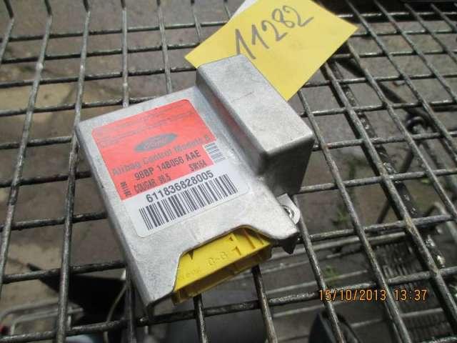 Steuergeraet airbag bild2