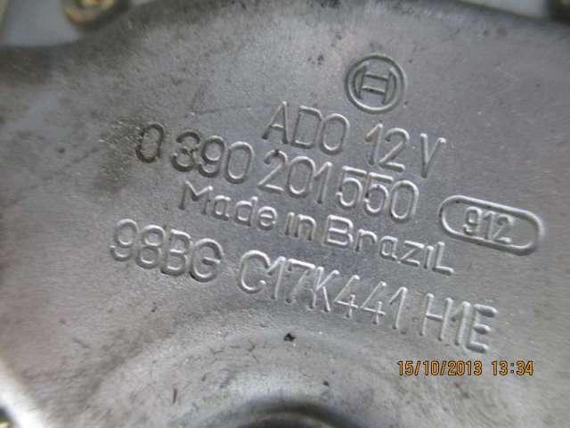 Wischermotor hinten  bild2