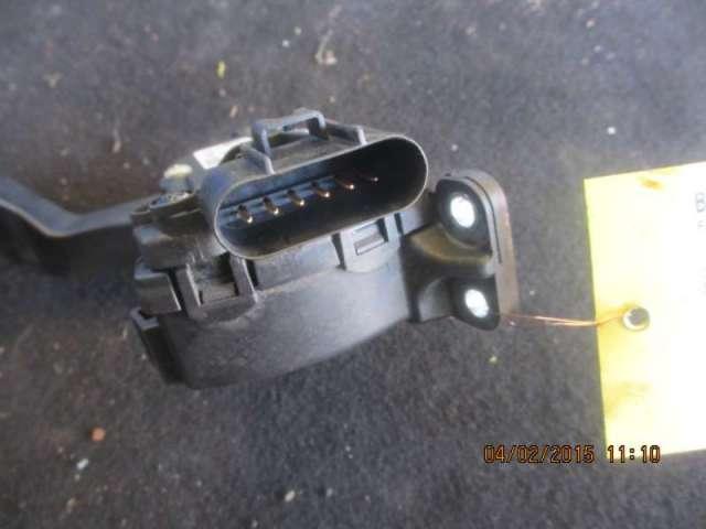 Gaspedal elektr. bild1