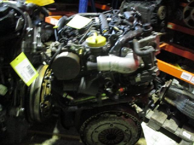 Motor - z19dth Bild