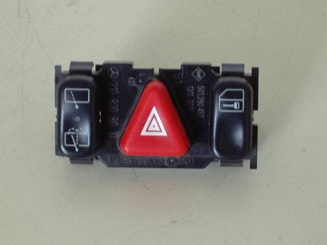 Schalter Warnblink/Türverriegelung