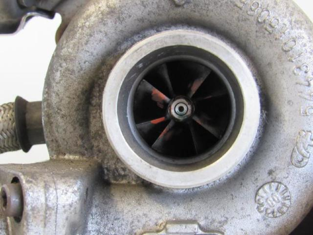 Turbolader mit abgaskruemmer bild2