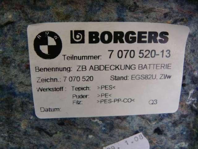 Abdeckung batterie bild1