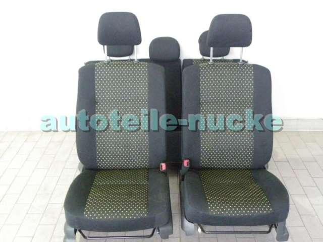 Sitzausstattung sitze sitzbank bild1