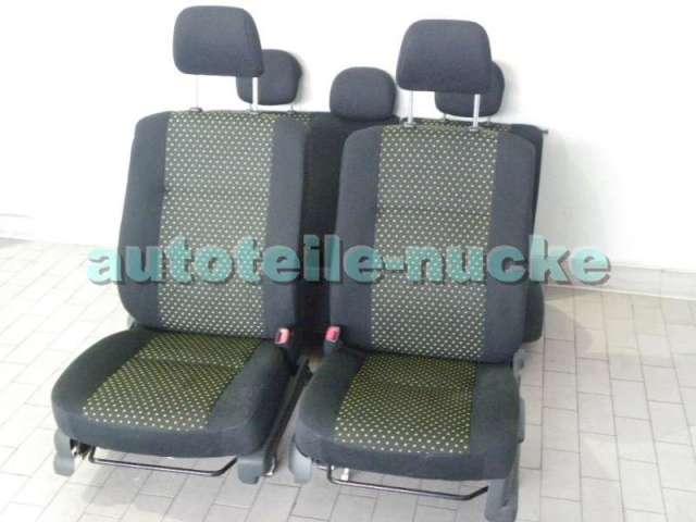 Sitzausstattung sitze sitzbank bild2
