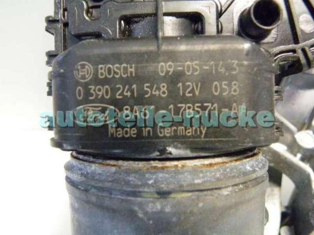 Wischermotor mit gestaenge bild1