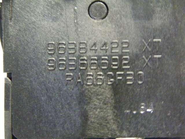Schalter leuchtweitenregulierung bild1