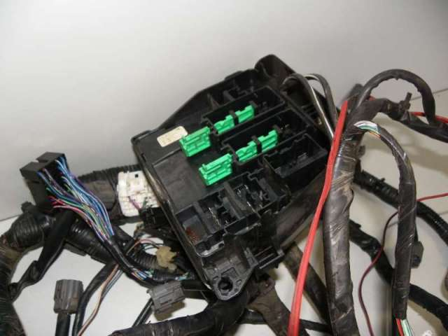 Kabelstrang motorraum bild2