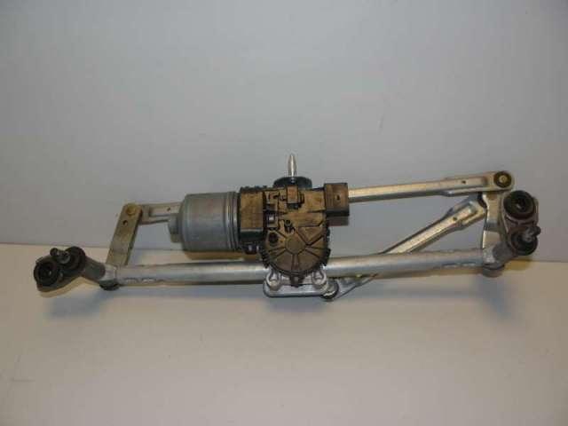 Wischermotor mit Wischergestänge