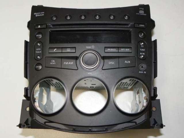 Autoradio mit cd-wechsler bild1