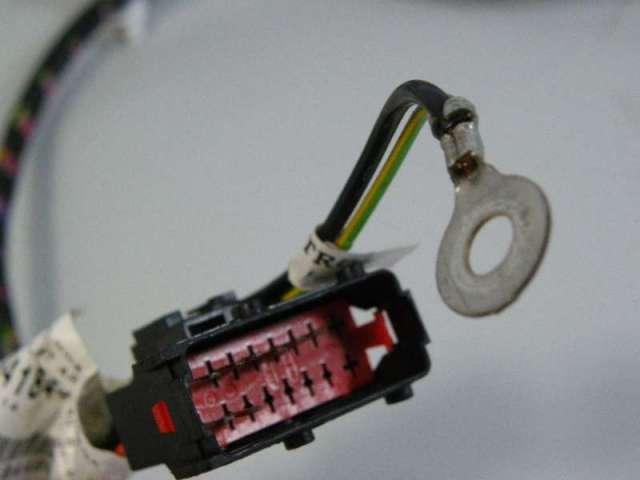 Kabelstrang heckklappe Bild