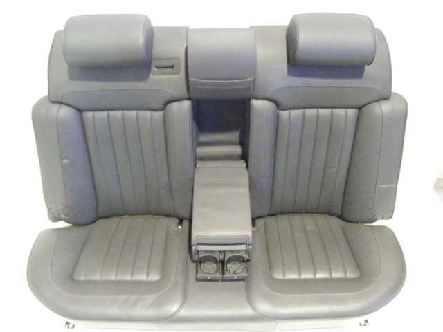 Sitzbank hinten leder anthrazit bild2