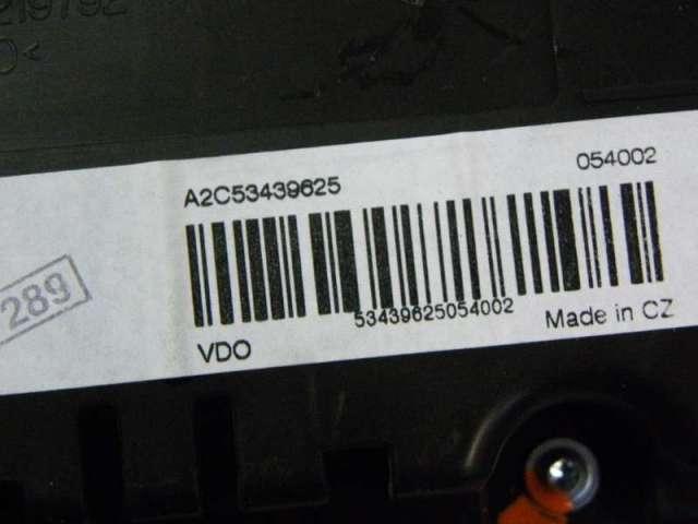 Kombiinstrument  tacho Bild