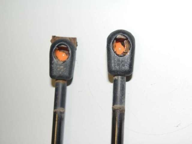 Gasdruckfedern heckklappe 2stueck bild1