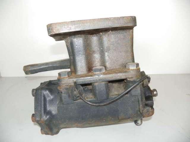 Lenkgetriebe als Teilespender defekt!