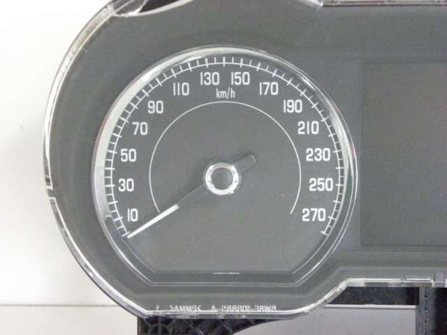Kombiinstrument (glas defekt) bild2