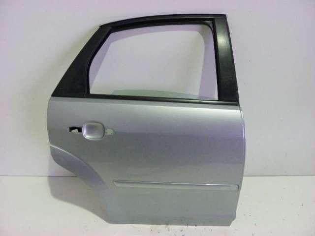 Tür hinten rechts D1 Machine Silver