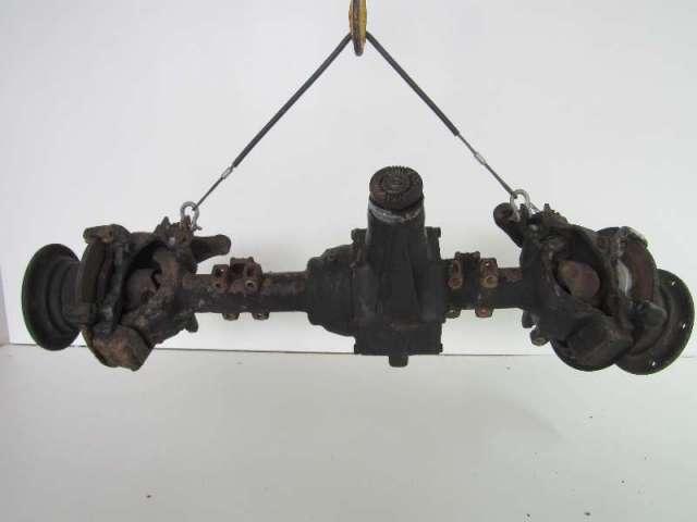 Vorderachse mit Differential 4x4 M26