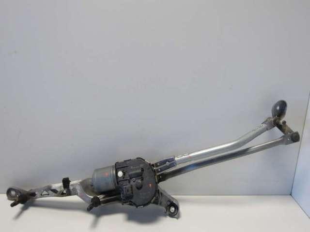 Wischermotor mit wischergestaenge komplett  bild1