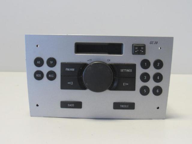Autoradio radio bild2
