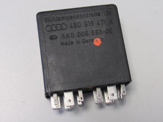 Steuergeraet relais gluehlampenkontrolle Bild