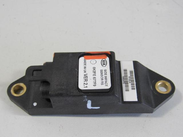 Crashsensor links airbagsensor bild1
