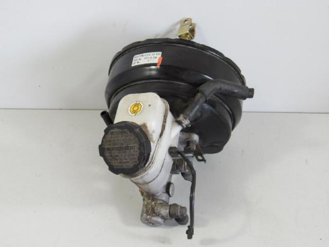 Hauptbremszylinder mit bremskraftverstaerker Bild