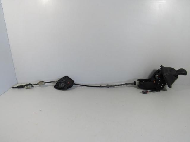 Schaltgestaenge mit schaltknauf und schaltsack bild1
