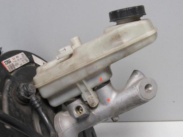 Hauptbremszylinder mit bremskraftverstaerker bild2