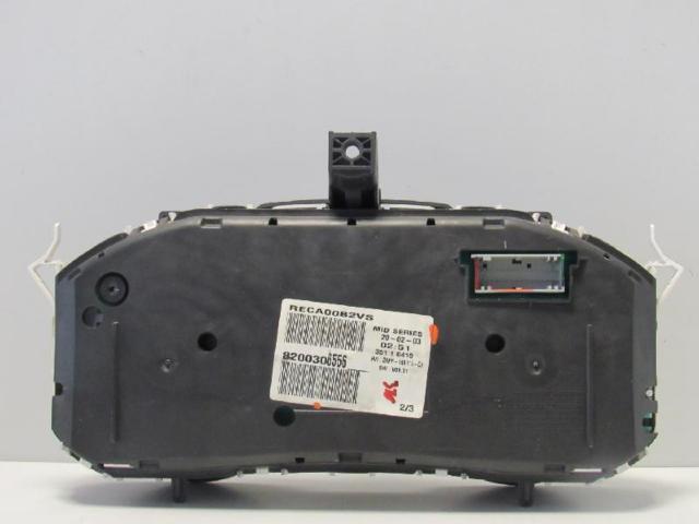 Kombiinstrument tacho bild2