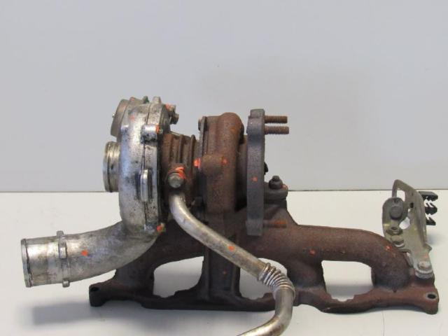 Turbolader turbo turbocharger bild2