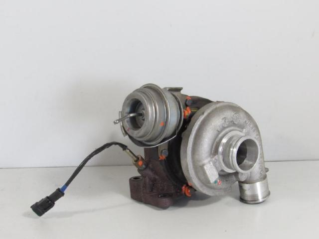 Turbolader turbo turbocharger bild1