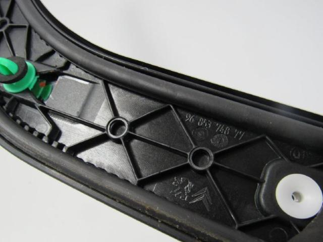 Verkleidung windschutzscheibe chrom Bild