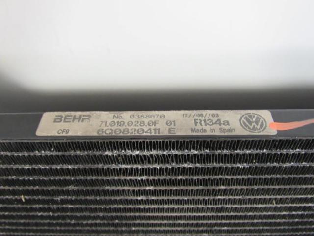 Kondensator klimaanlage awy klimakondensator Bild