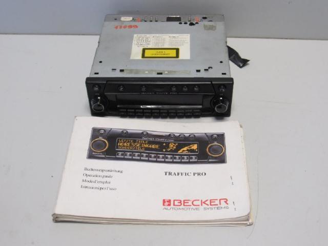 Autoradio Radio Becker CD Navi Funktion
